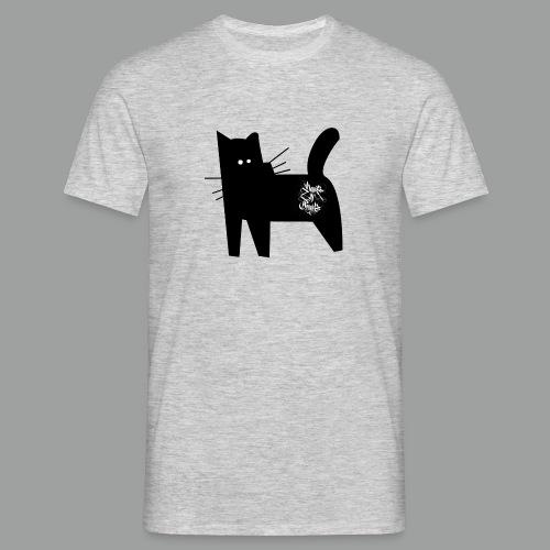 Mr Dogcat - Männer T-Shirt