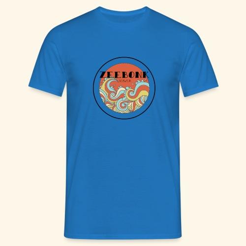 zeebonkwaves - Mannen T-shirt