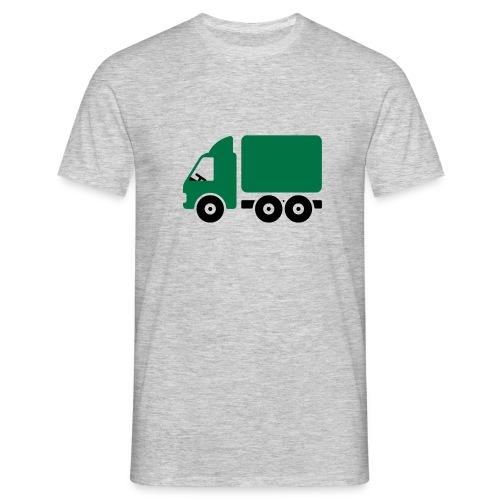 LKW Comic - Männer T-Shirt