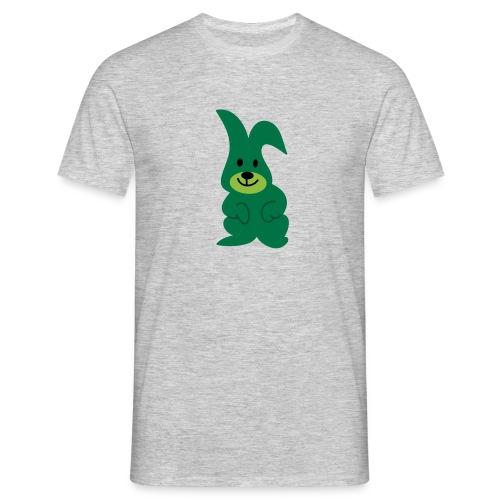 Kinder Comic - Hase - Männer T-Shirt