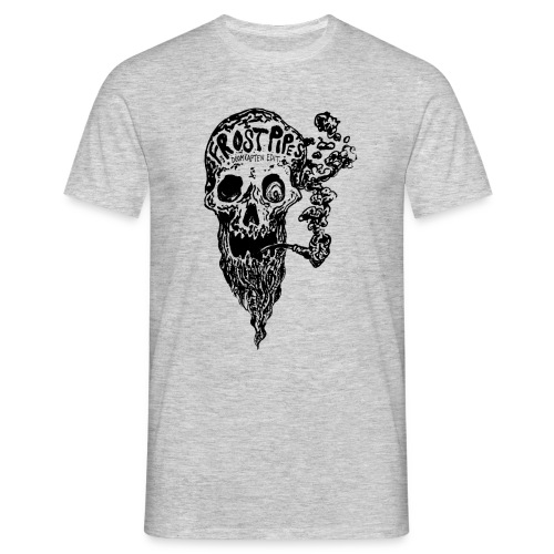 Frost Pipes The Doom Captain - Men's T-Shirt