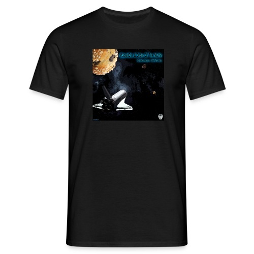 Muffin in space - Men's T-Shirt