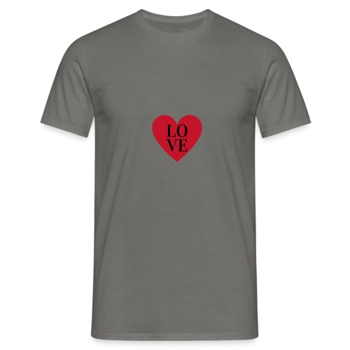 love love - T-shirt Homme