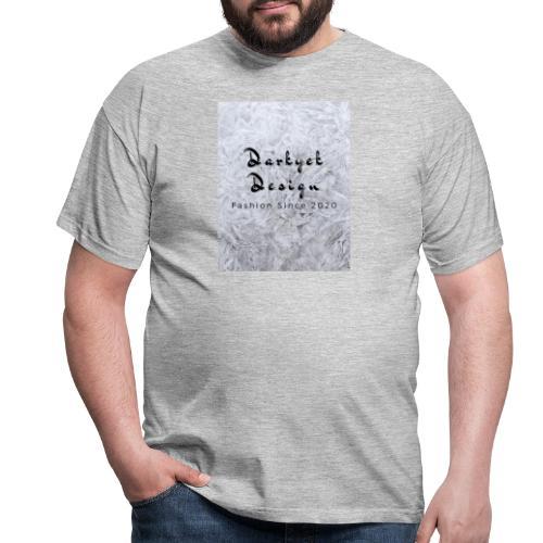 darkyek desing logo 2 0 - Camiseta hombre