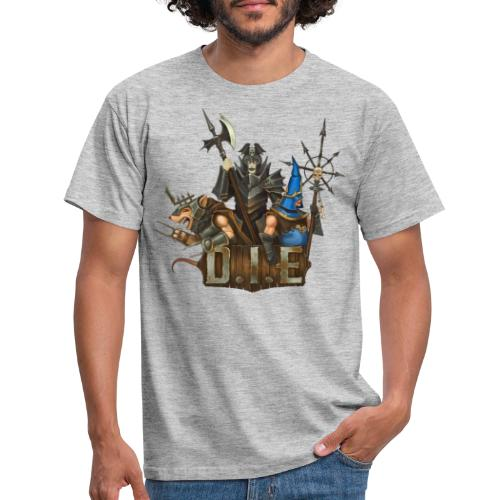 THE logo - Evil Characters - Men's T-Shirt