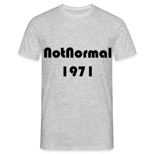 30x1303 - T-skjorte for menn