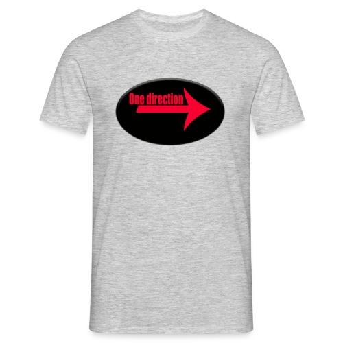una direccion - Maglietta da uomo