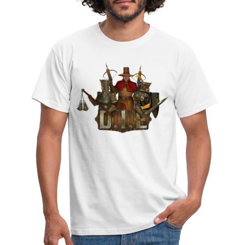 THE logo - Good Characters - Men's T-Shirt