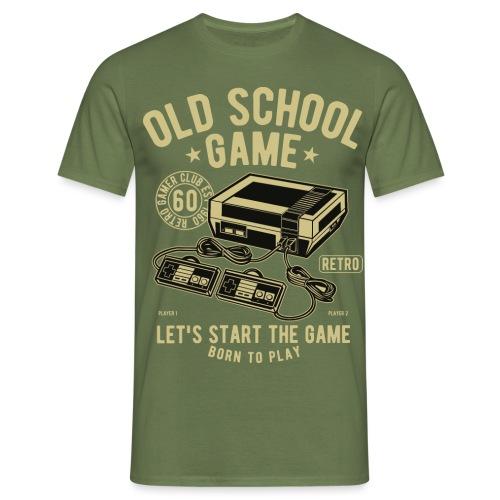 T-Shirt Jeux videos Vintage - T-shirt Homme