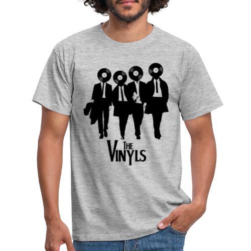 The Vinyls • Respect Vinyl - Männer T-Shirt