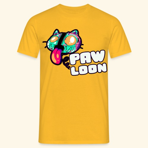 PAWLOON - Men's T-Shirt
