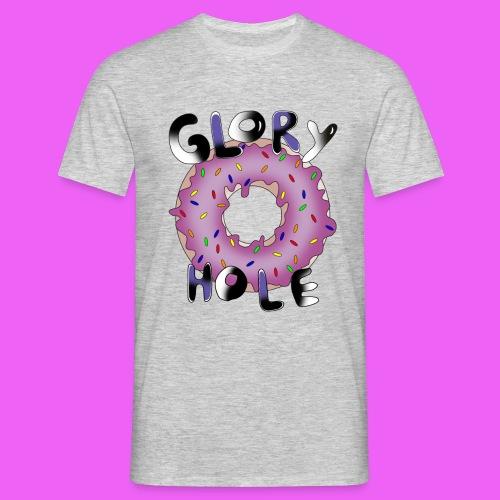 glory hole donut - Camiseta hombre