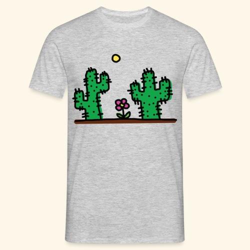 Cactus - Maglietta da uomo