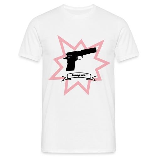 Gun with boom! - Men's T-Shirt