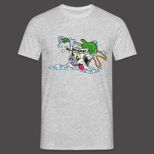 Wicked Washing Machine Wasmachine - Mannen T-shirt