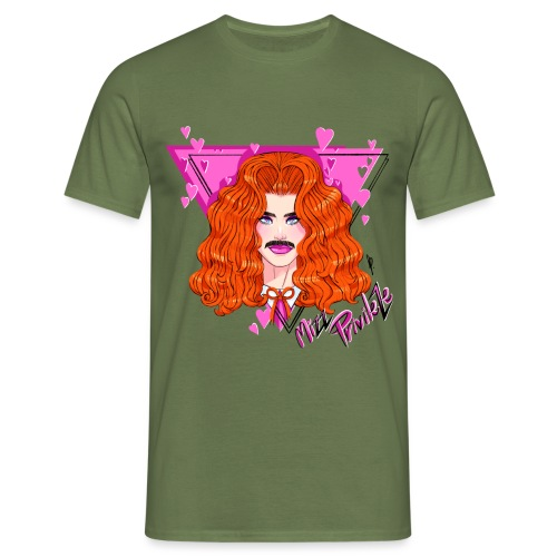 LOVE - Herre-T-shirt