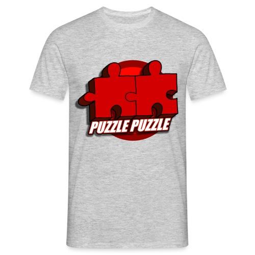 PuzzlePuzzle - Maglietta da uomo