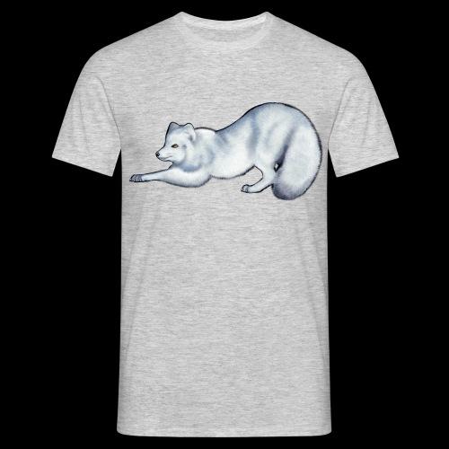 Arctic Fox - Men's T-Shirt