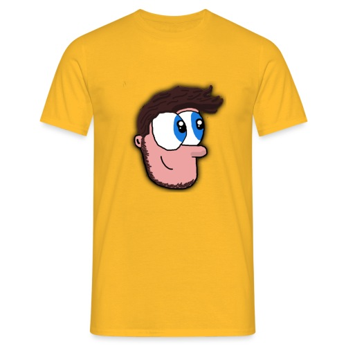 JAVOI Face logo - Men's T-Shirt