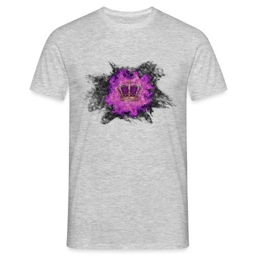 Fire Crown - T-shirt Homme
