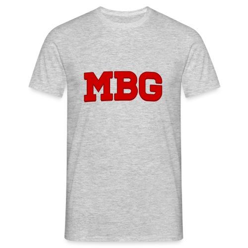 MBG - Mannen T-shirt