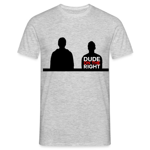 RIGHT. - Men's T-Shirt