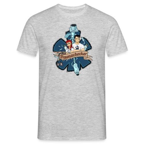 spread_nfs_front - Männer T-Shirt