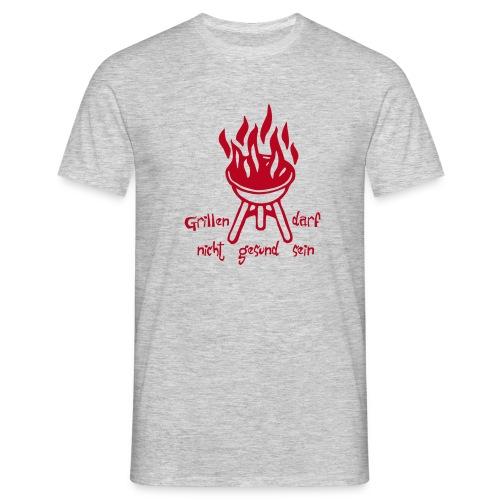 gdngs grill - Männer T-Shirt