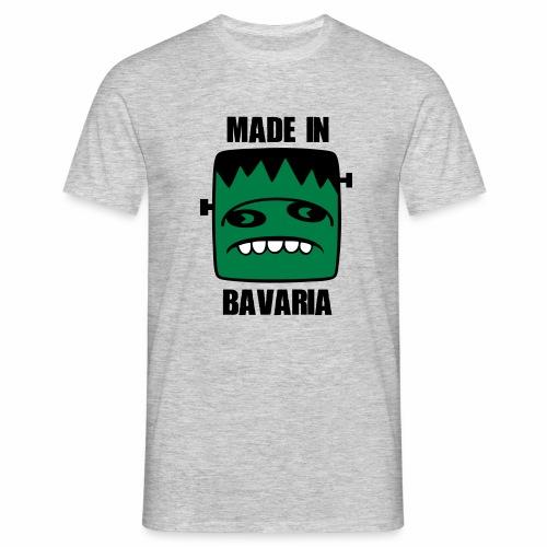 Fonster made in Bavaria - Männer T-Shirt