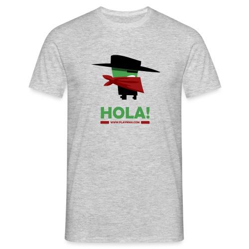 Greengo Hola - Mannen T-shirt