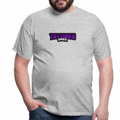 Tattooedgamer - Men's T-Shirt