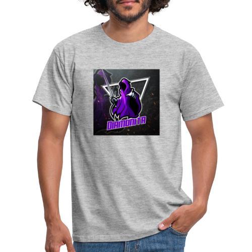 Diamonita ghost - Herre-T-shirt