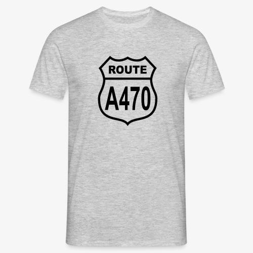 Route A470 - Men's T-Shirt