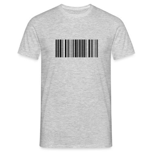 bar code - Men's T-Shirt
