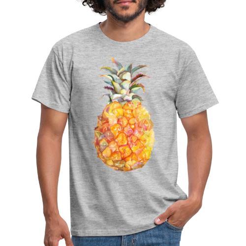 Piña tropical - Camiseta hombre