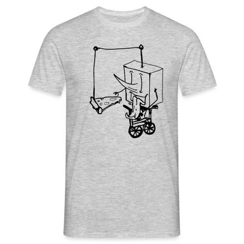 dude food - Men's T-Shirt