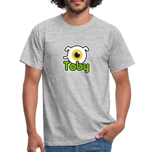Toby Label (Color) - T-shirt Homme