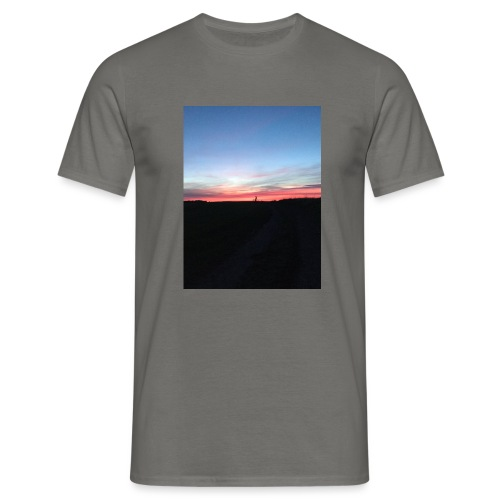 late night cycle - Men's T-Shirt