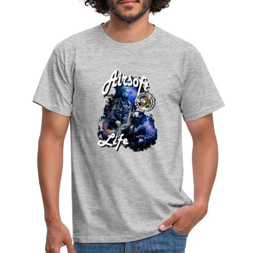 mikeairsoft - Herre-T-shirt