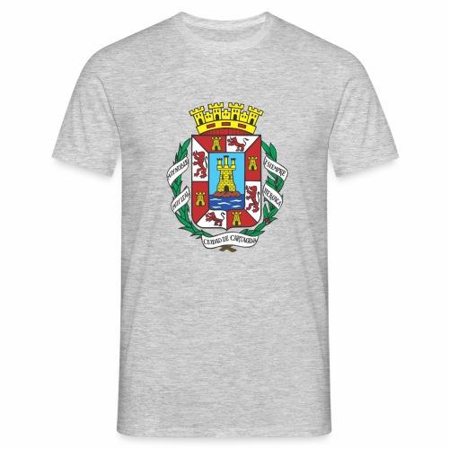 Escudo Cartagena - Camiseta hombre