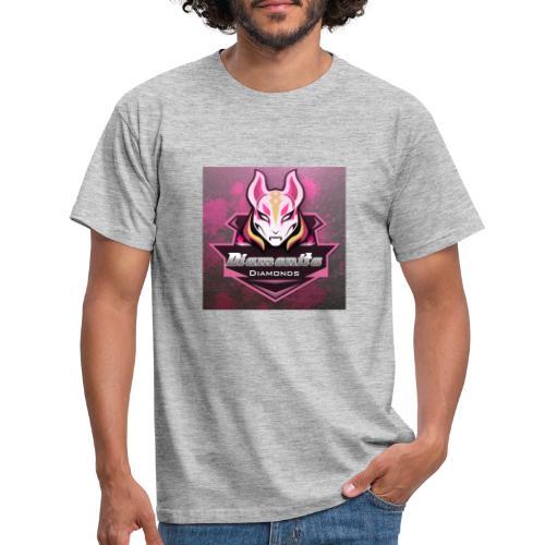 dia icon - Herre-T-shirt