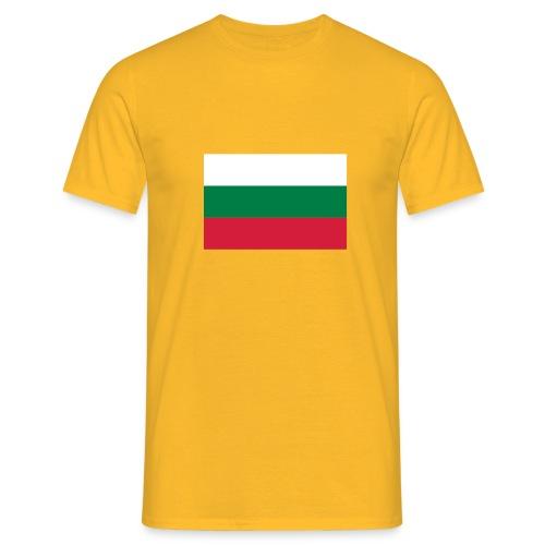 Bulgaria - Mannen T-shirt