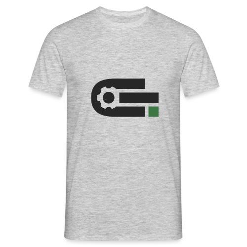 IUG Icon Color - T-skjorte for menn