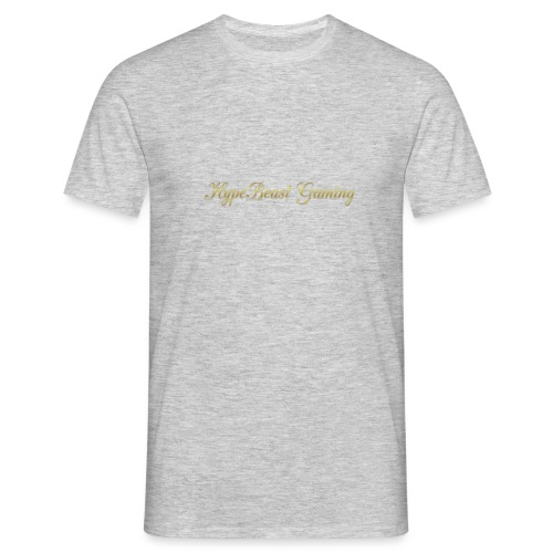 HBG Cool Handwriting - Men's T-Shirt