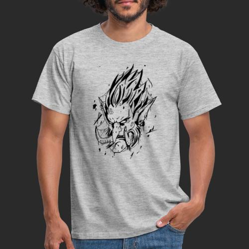 Troll style tattoo - T-shirt Homme