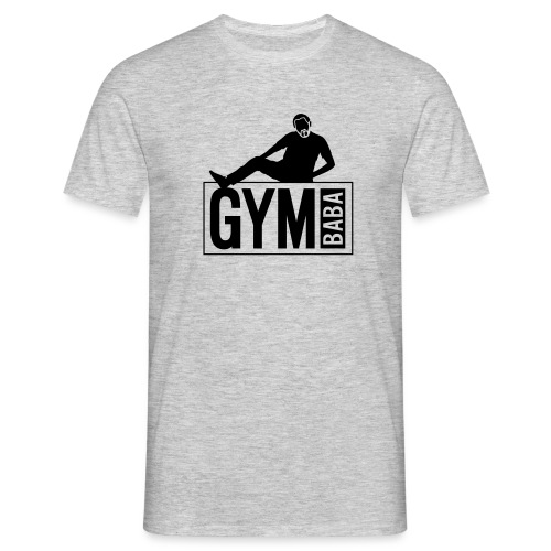 Gym baba 2 2c - T-shirt Homme