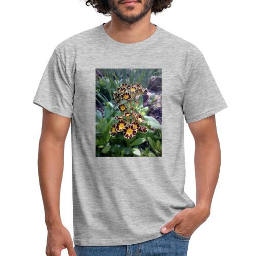 Primel - Männer T-Shirt