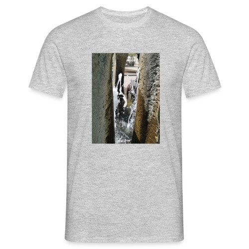 Wasserspiel - Männer T-Shirt