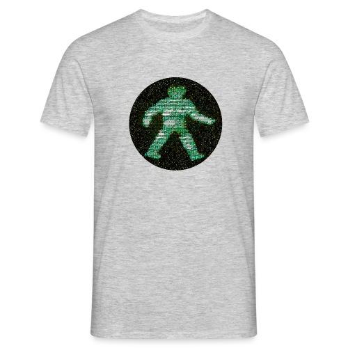 space raiders greenlights - Men's T-Shirt