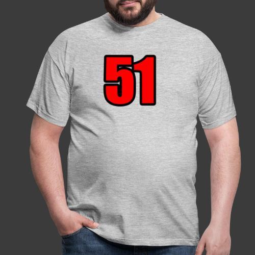 51 - Herre-T-shirt